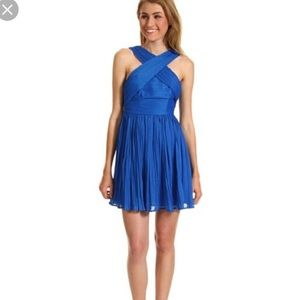 BB DAKOTA Blue Cocktail Dress